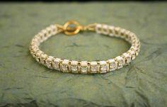 Cup Chain Tennis Bracelet - Beadoholique