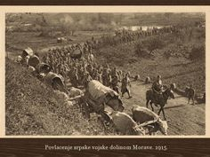 Photography: Samson Cernov Offspring Of Mama's Beauty: Serbian Army in WWI
