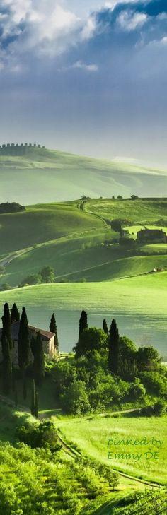 Emmy DE * Tuscany, Italy