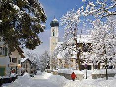 Oberammergau, Pfarrkirche St. Peter und Paul (Garmisch-Partenkirchen) BY DE