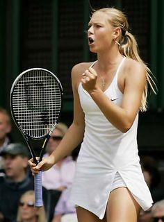 Wimbledon Whites - classic dress
