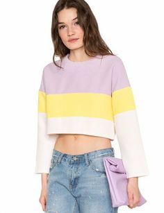 Gelati Crop Top on Wanelo