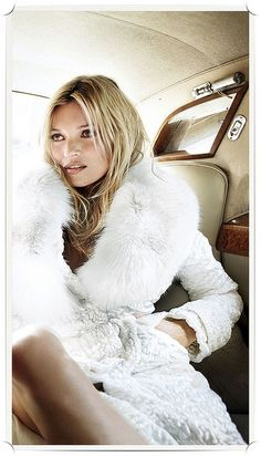 {style inspiration : sexy winter whites} by {this is glamorous}, via Flickr