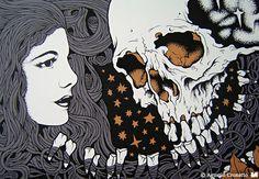 Agustin Croxatto | Ilustradores Argentinos
