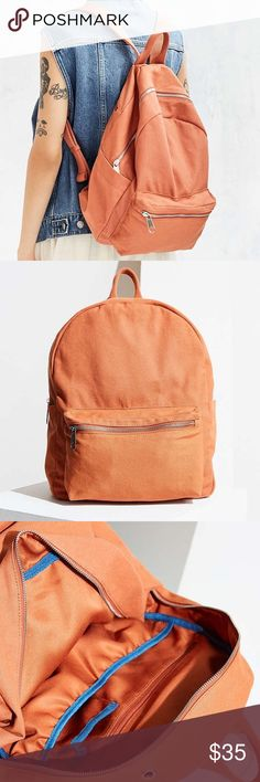 BDG Classic Canvas Backpack Used, but in perfect condition ❌Fast shipping❌ Urban Outfitters Bags Backpacks