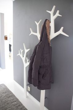 kids room tree coat rack