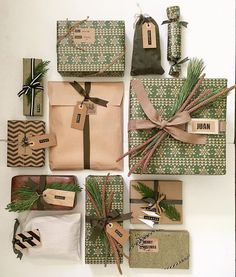 Wicked 22 Best Christmas Gift Wrapping Ideas Yuletide fun for everybody to enjoy. There are many fun and creative suggestions for wrapping gifts, but the majority of them are geared more for adults. Christmas Gift Wrapping, Best Christmas Gifts, All Things Christmas, Holiday Gifts, Christmas Holidays, Christmas Crafts, Christmas Decorations, Christmas Christmas, Christmas Budget