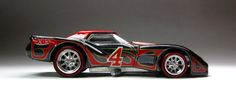 the Lamley Group: First Look: Hot Wheels '76 Greenwood Corvette Toys R Us Mail-in Exclusive...