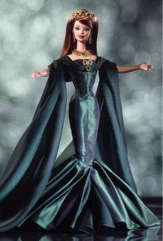 Empress of Emeralds™ Barbie® Doll | Royal Jewel Collection, 2000
