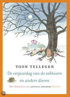 bol.com | De verjaardag van de eekhoorn en andere dieren, Toon Tellegen | 9789045114101...