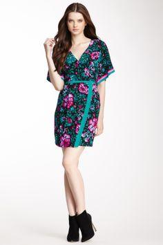 Lotus Silk Dress