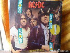 AC DC -HIGHWAY TO HELL-LP PRECINTADO SIN ABRIR - (Música - Discos - LP Vinilo - Heavy - Metal)