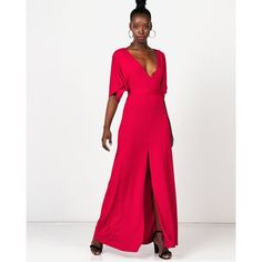 If you have alove for cute dresses then you will love this Utopia Maxi Dress With Batwing Red. With a design like this, you can strut your stuff in style knowing your look complements you. Grad Dresses, Cute Dresses, Dress Outfits, Short Dresses, Fashion Outfits, Womens Fashion, Bat Wings, Dresses Online, Formal