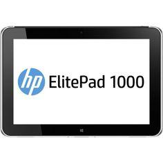 "Hp Elitepad 1000 G2 64 Gb Net. Tablet Pc . 10.1"" . Brightview . Wireless Lan . Intel Atom Z3795 1.60 Ghz . 4 Gb Ram . Windows 8 Pro 64. Bit . Slate . 1920 X 1200 Multi. Touch Screen Display (Led Backlight) . Bluetooth ""Product Type: Computer Systems/Tablets & Tablet Pcs"". Computer Systems. Tablets & Tablet PCs."