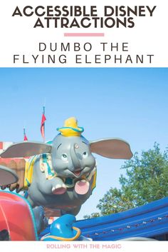 72633a26b5 12 Best Dumbo the Flying Elephant images