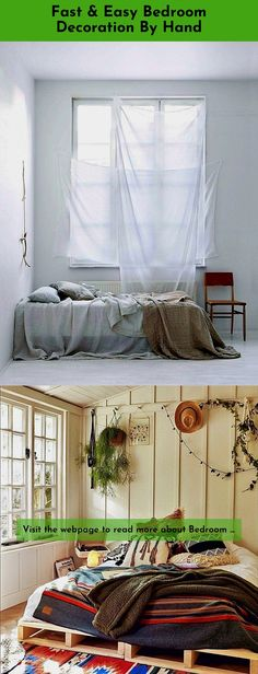 Encouraging awarded fast and easy bedroom renovations around the house Decor Interior Design, Interior Decorating, Bedroom Decorating Tips, Home Improvement Show, Relaxing Colors, Unique Wallpaper, Bedroom Accessories, Awesome Bedrooms, Contemporary Bedroom
