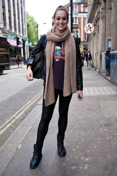 London Street Style   OXFORD STREET & SOHO