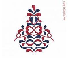Výšivka Kendice 16x20 cm Dot Painting, Diy And Crafts, Bakery, Dots, Ornaments, Tattoos, Projects, Aztec Art, Tiles