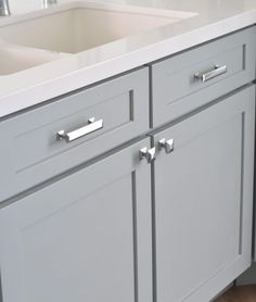 SHELL /& SHAKER PULL HANDLES Buy Each from the Same Listing BRIGHT NICKEL KNOBS