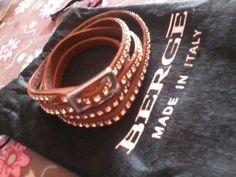 Brillo, come brilla #Brillo #Bergé #accessori #bijoux #bracciale