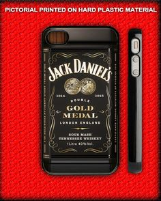 Jack Daniels Gold Medal for iphone 4/4s and iphone 5 case.