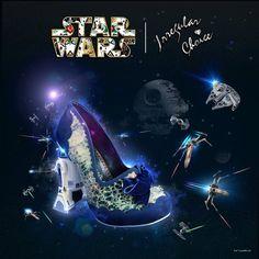 Irregular choice star wars!!!