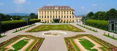 Kronprinzengarten, Schonbrunn, Austria