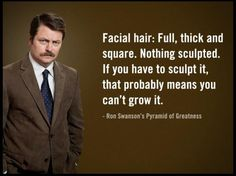 joindarkside » 8 Best Ron Swanson Quotes