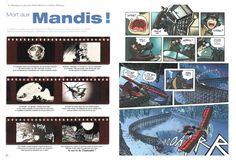 "Commercial trailer for ""De vrays boyscout"".  Edition Delcourt  Text: JD Morvan.   Art: Stefano Tamiazzo. #stefanotamiazzo #tamiazzo #delcourt #bd #manga #comics #fumetti #morvan #sceneario #steapunk"