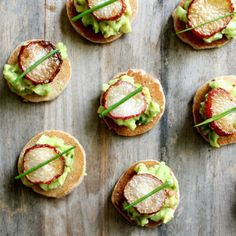 Tiny Appetizers - 11 Absurdly Tasty Tiny Appetizers - Redbook