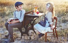 """""""School is in Session"""" {Child Photography} {Fun Photo Session Ideas} {Back To School Photoshoot Idea}"""