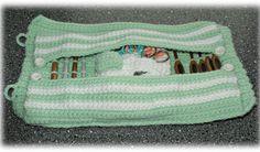 Crochet Hook Case + pattern