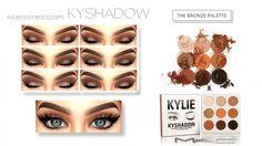MAC cosimetics: KYshadow • Sims 4 Downloads
