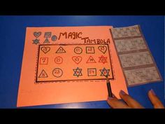 Friends enjoy magic shapes tambola ticket n game with a lots of dividend Kitty Party Games, Kitty Games, Cat Party, Tambola Game, One Minute Games, N Game, Fun At Work, The Magicians, Ticket
