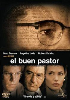 El buen pastor / Dir: Robert De Niro. Intèrprets: Matt Damon, Angelina Jolie, Robert De Niro.