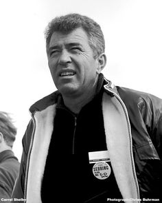 Carrol Shelby 1923-2012