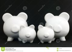 Piggy Banks, Many - Download From Over 59 Million High Quality Stock Photos, Images, Vectors. Sign up for FREE today. Image: 2479470