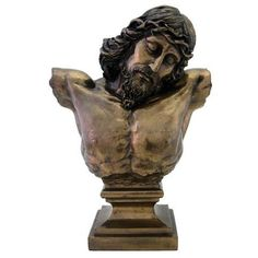 Jesus With Crown Of Thorns Ecce Homo Bust – Beattitudes Religious Gifts