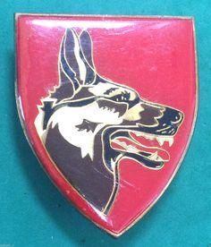 SOUTH AFRICAN DEFENCE FORCE DOG CENTRE BADGE / FLASH - SWATF SADF africa   eBay