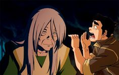 Bolin, upon meeting Toph *gif* that would be so funny!!
