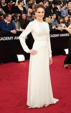 Post image for Shailene Woodley Oscar Cutie
