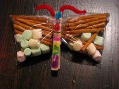 idea for Sunday School snacks