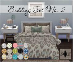 Sim-ply Splendid Simblr Bedding Set No. 2 (with extras!)