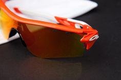 Oakley RadarLock - Oakley RadarLock. Photo: Brad Kaminski