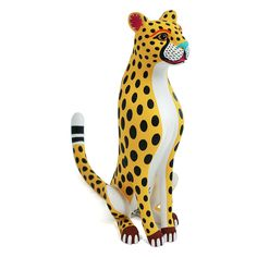 Luis Pablo: Graceful Cheetah | Sandia Folk