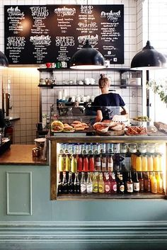 10 food & shopping hotspots you need to know in Stockholm To help you save time . - 10 food & shopping hotspots you need to know in Stockholm To help you save time preparing for your - Deco Restaurant, Restaurant Design, Modern Restaurant, Industrial Restaurant, Bakery Design, Food Design, Bowld Acai, Deco Cafe, Unique Cafe