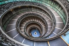 Vatican Museum Spiral Staircase - Vatican Museum Spiral Staircase