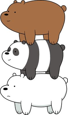 We Bare Bears Bearstack