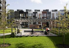 sluseholmen courtyards - Google Search