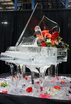 Seasons Ice Sculptures, Lexington, KY :: Photos